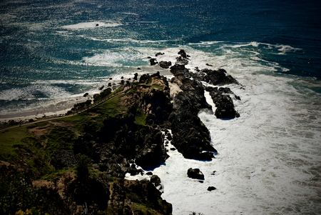 Byron Bay - the most easterly point of Australia photo