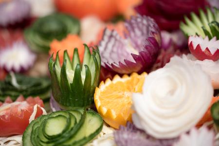 Frisches Gemüse Standard-Bild - 98561606