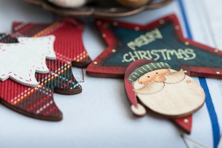 Weihnachtsschmuck Standard-Bild - 98562114
