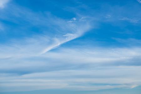 nimbi: Cloudy in the blue sky with Circular Polarizer filter