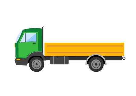 autotruck: Fire truck car isolated. Fire truck vector cartoon silhouette. Fire truck mobile fast emergency service. Fire truck fast moving. Fire truck vector illustration.Vector rescue fire truck.Emergency truck Illustration