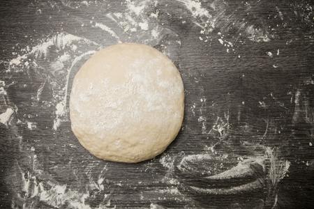 Bake bread itself Stock fotó
