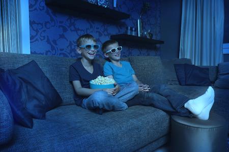 Spannende entertainment met 3D