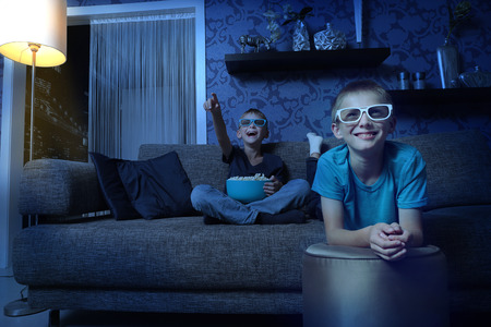 Exciting entertainment with 3D photo