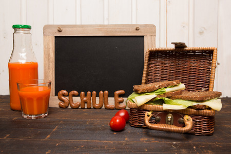 The healthy lunchbox photo