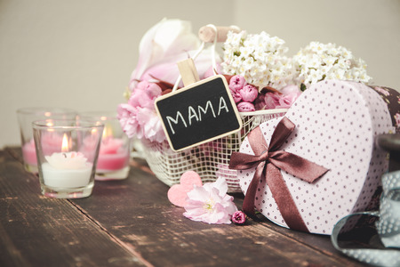 A beautiful gift for Mother's Reklamní fotografie - 55317346