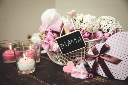 A beautiful gift for Mother's Reklamní fotografie - 55317347