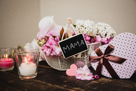 A beautiful gift for Mother's Reklamní fotografie - 55317348