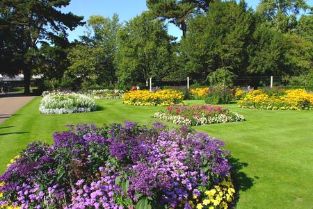 Abbey Gardens,Bury St Edmunds,Suffolk.