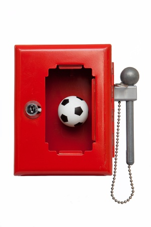 emergency football box