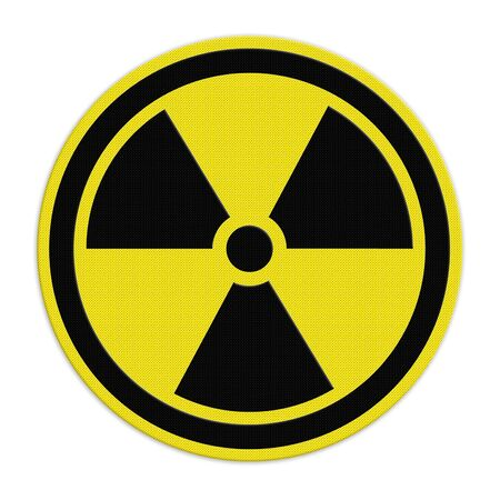 symbols of radiation photo
