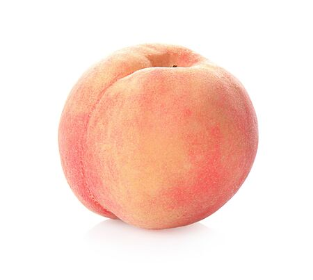 apple isolated photography on a white background