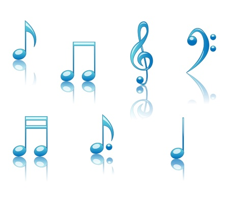 eight note: Musical Notes
