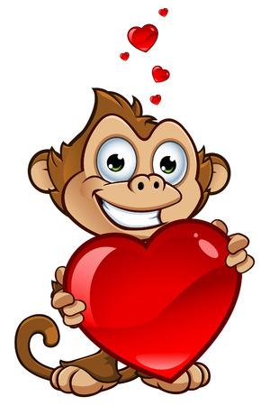 Cheeky Monkey Karakter