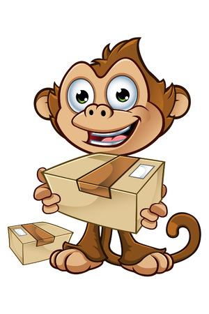 cheeky: Cheeky Monkey Character
