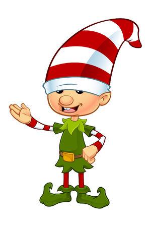 pixie: Cute Elf Character