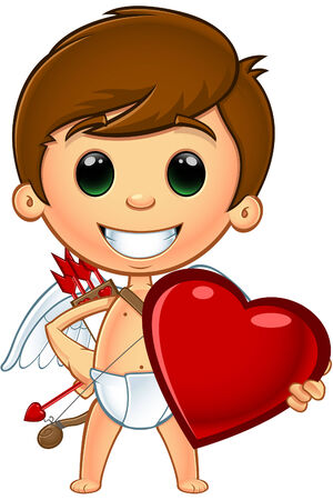 cupid: Little Cupid Character