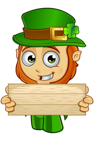 leprechaun hat: Little Leprechaun Character