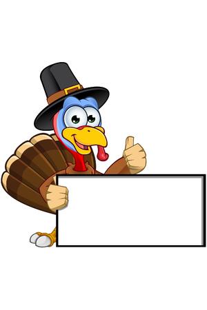 Thanksgiving Turkey Karakter