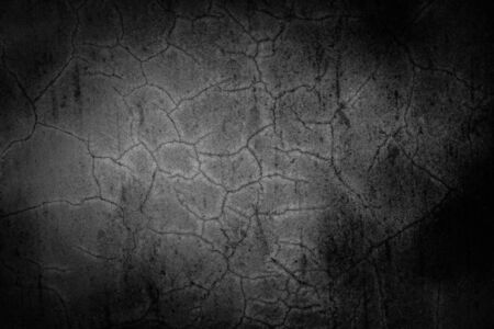 cracked wall: cracked wall black background texture old