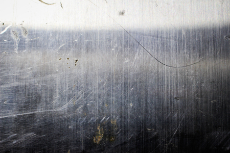 scratched: Scratched metal texture background art