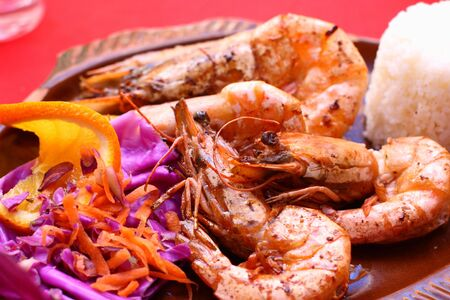 Royal shrimps