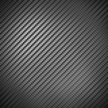 Carbon fiber weave texture background photo