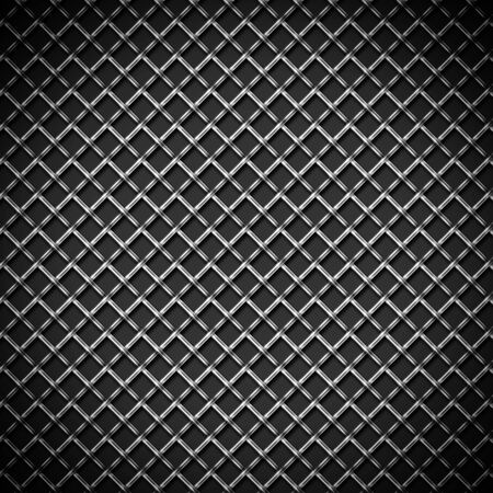 chain fence: metal chain link fence background