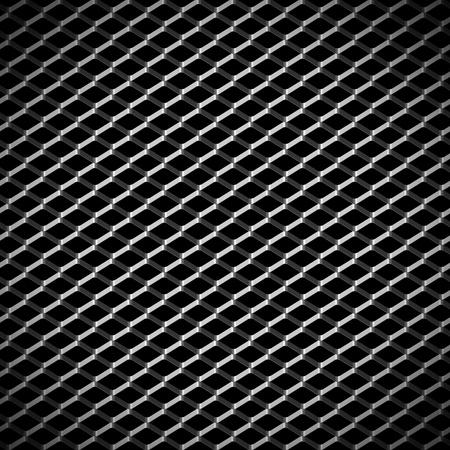 Metallgitter abstrakten Hintergrund