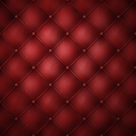 genuine red leather texture for background photo