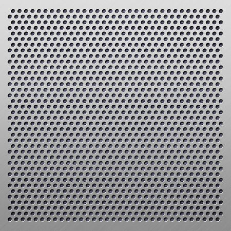 perforated plastic background photo