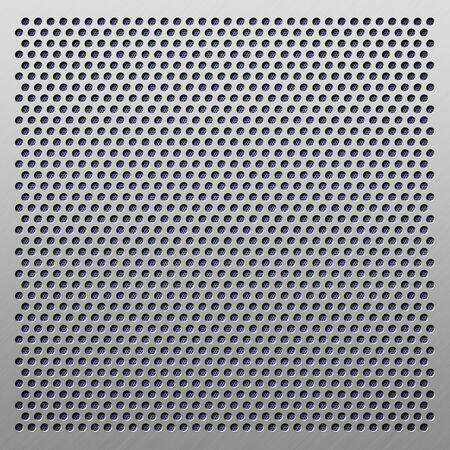plastic texture: perforated plastic background