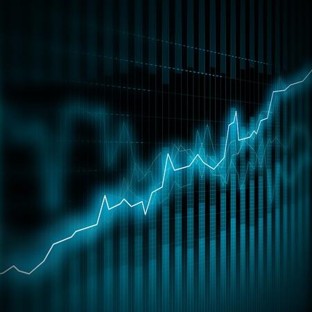 handel: Finanzielle Diagramm