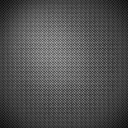 Kohlefaser-Gewebe Textur Hintergrund Standard-Bild