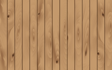 wood background Stock Vector - 18370020