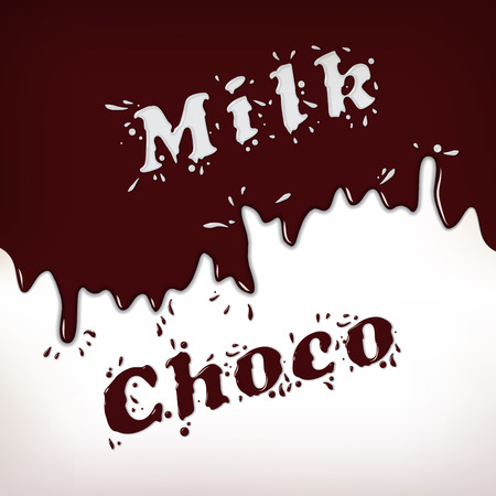 choco: Milk and Choco Splash words
