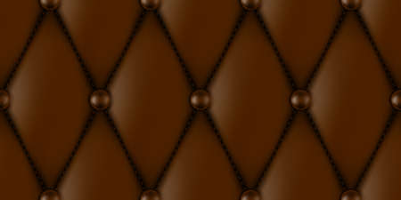 brown leather: luxury brown leather upholstery seamless pattern