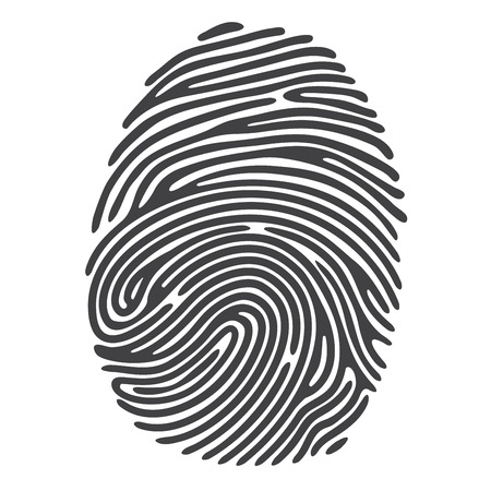 17 416 fingerprint stock vector illustration and royalty free rh 123rf com fingerprint outline clip art fingerprint outline clip art