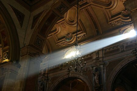 lightbeam: Churchs Light Beam