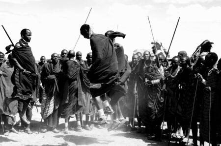 tribu: Tribu africana - Masai