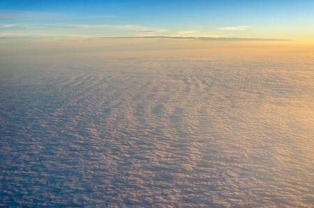 cloud landscape before sunset 写真素材 - 112455068