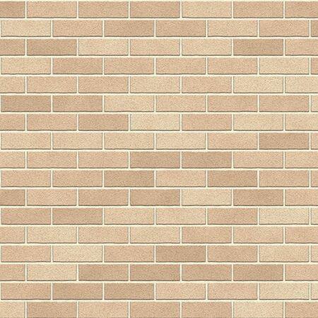 An illustration of a brick background Reklamní fotografie