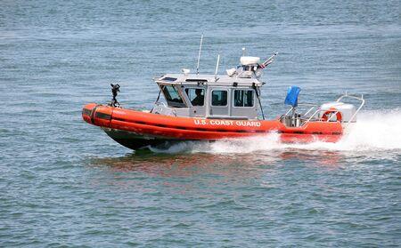 radar gun: Costa de guardia de prisa al rescate