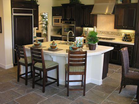 Nice kitchen interior