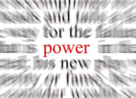 superiority: Una imagen conceptual que representa un enfoque en el poder