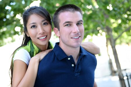 Interraciale dating in New York City