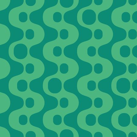 Abstract colorful drops. Flat, simple geometric design. Vector spotty seamless pattern for textile, wallpaper, wrapping paper, prints, fabric, web background or another accent etc. Vektoros illusztráció