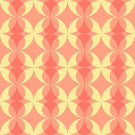 Abstract geometric design. Timeless seamless pattern for textile, wallpaper, wrapping paper, prints, surface design, inlay, parquet, web background or another accent etc.
