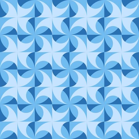 Geometric natural-inspired design. Timeless seamless pattern for textile, wallpaper, wrapping paper, prints, surface design, inlay, parquet, web background or another accent etc.