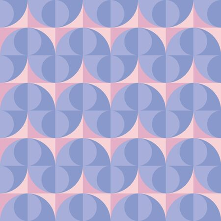 Abstract geometric design. Repeated seamless pattern for textile, wallpaper, wrapping paper, prints, surface design, inlay, parquet, web background or another accent etc.
